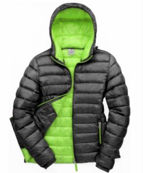 Jope Result Snow Bird Hooded Jacket Ladies