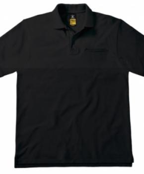 Polo B&C Workwear blended Pocket