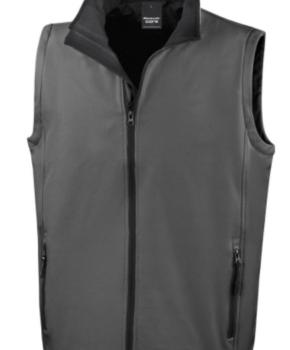 Softshell-vest Result Printable